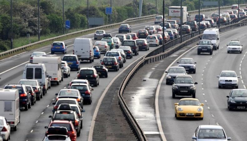 дорожный трафик