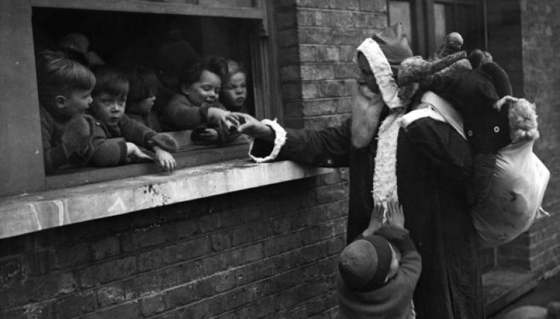 сиротский приют в Лондоне