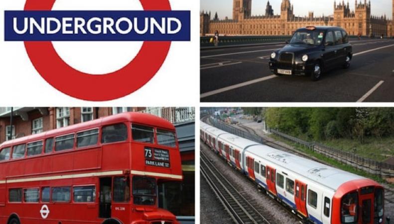 лондонский транспорт