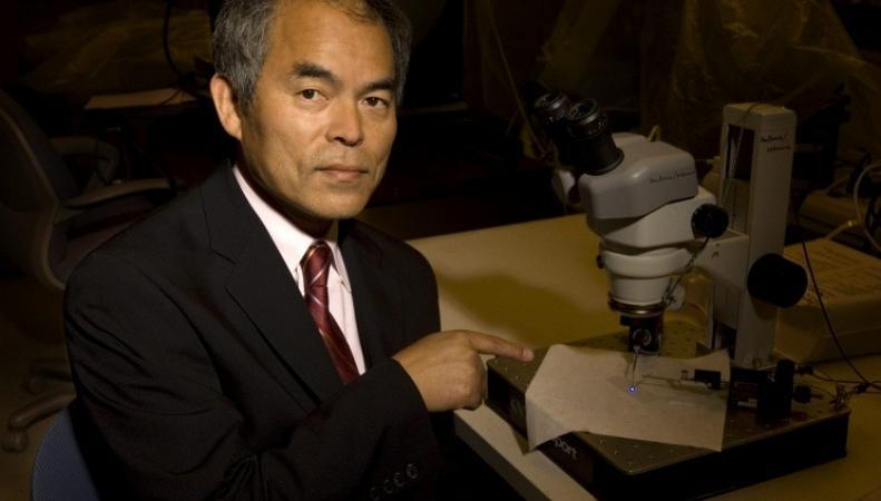 Физик Сюдзи Накамура
