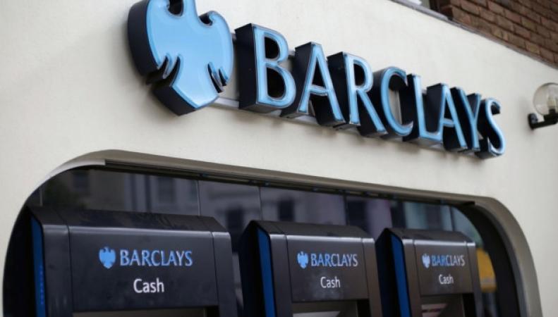 банкоматы Barclays