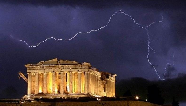 Как отдыхать в Греции во время дефолта