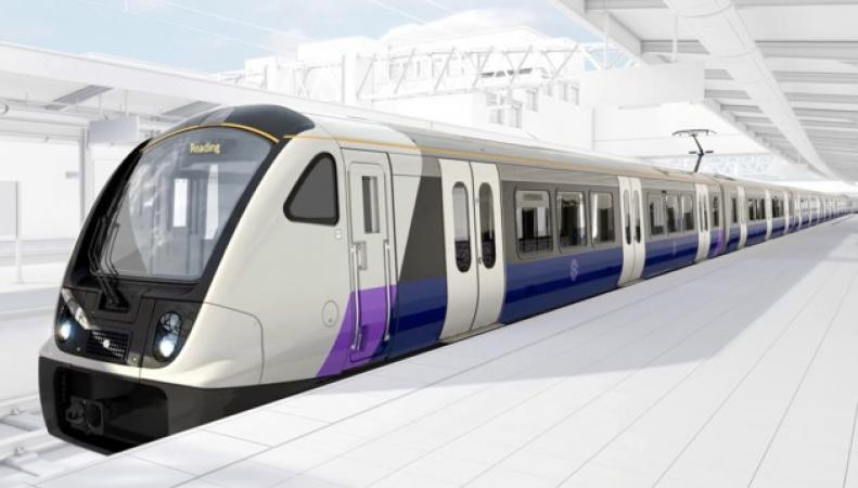 поезд Crossrail