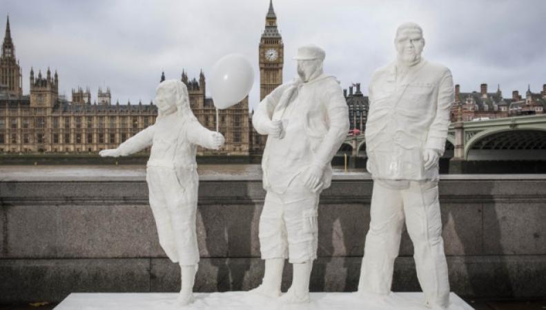сахарные статуи