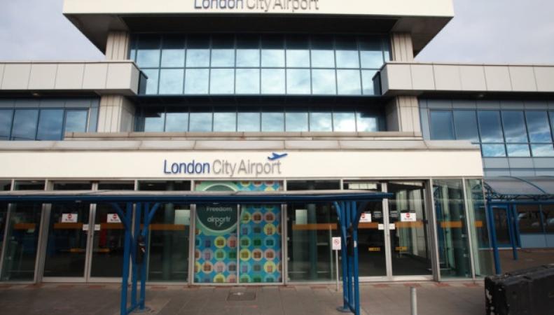 аэропорт London City