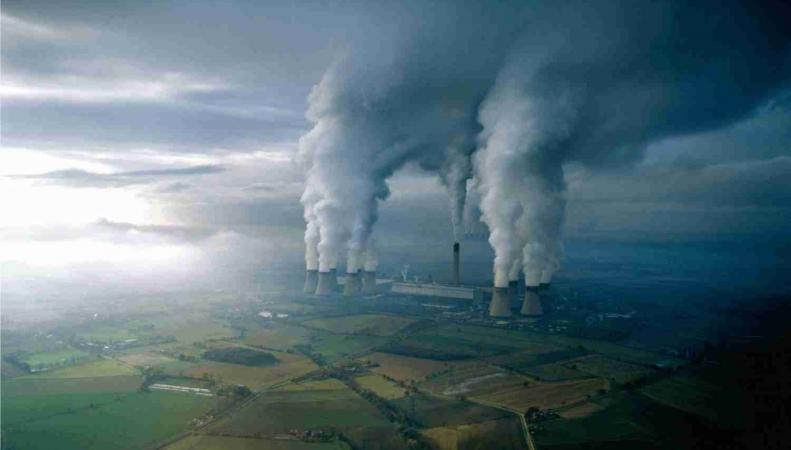 В Великобритания захоронят в Северном море углекислый газ