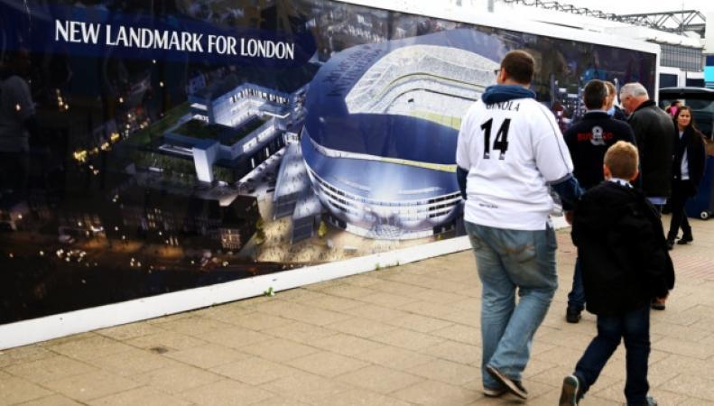 проект стадиона Тоттенхэм-Спурс