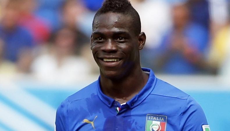 """Футболист """"Ливерпуля"""" Марио Балотелли"""