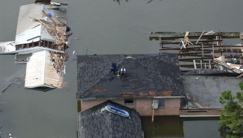 Сербия просит помощи у России и ЕС для борьбы с мощным наводнением