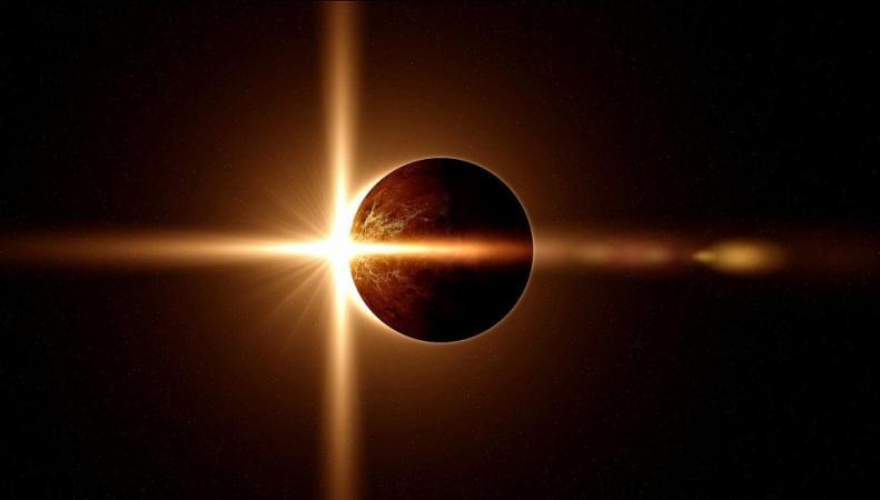 Ученые предупредили об опасности селфи во время солнечного затмения