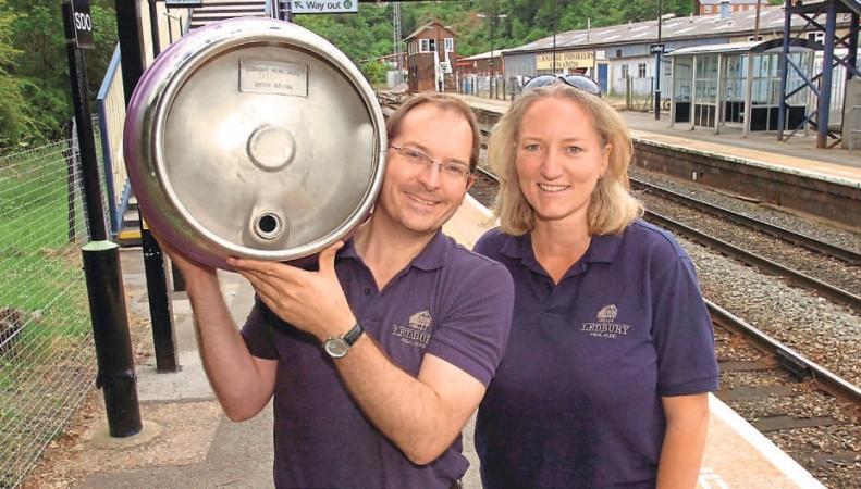 пивовары Ledbury Real Ales