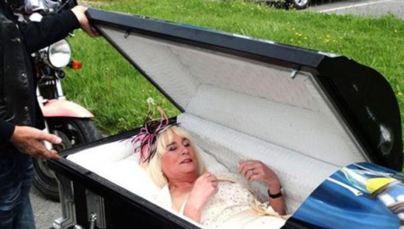 Невеста в гробу