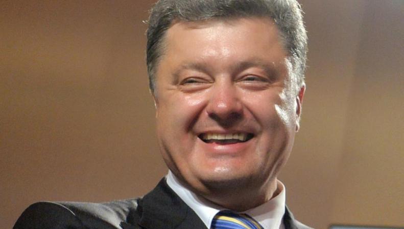 В Киеве началась церемония инаугурации президента Украины Петра Порошенко