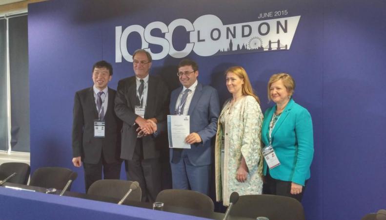 Присоединение ЦБ РФ к многостороннему меморандуму взаимопонимания IOSCO