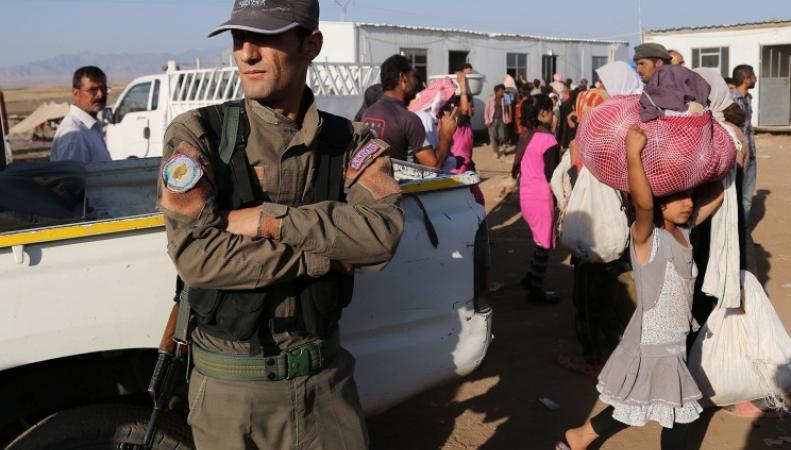 Солдаты в Ираке