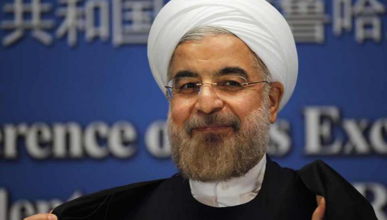 Президент Ирана Хасан Рухани, фото: Reuters