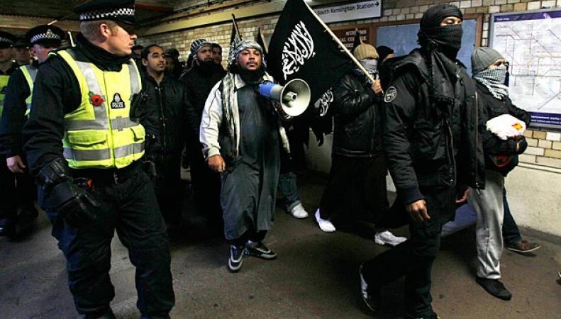 Угроза радикальных исламистов