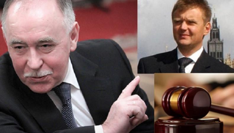 Суд Лондона обвиняет Владимира Иванова в криминале