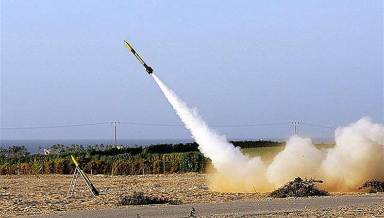 Израиль, сектор Газа, ракеты
