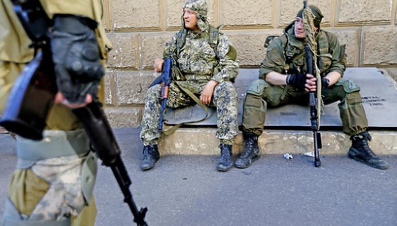 ФСБ сообщает о переходе украинских военных на российскую территорию