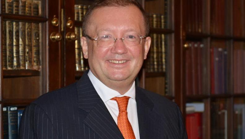 Посол России в Великобритании поздравил «Независимую газету» с юбилеем
