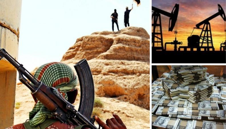 ИГ - самая богатая террористическая группа в истории