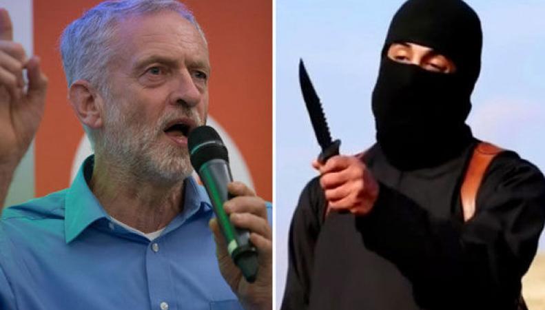 Джереми Корбин о террористах