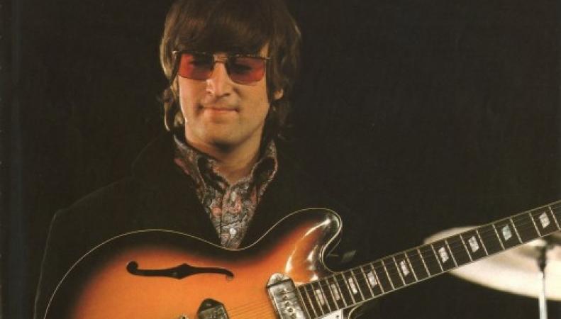 Гитару Джона Леннона на лондонском аукционе никто не купил
