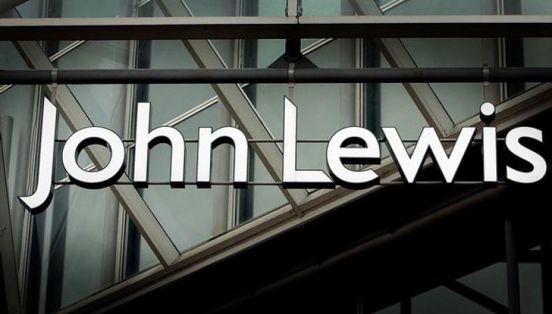 вывеска John Lewis