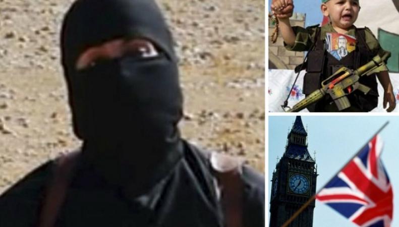 Сын убитого Джихадиста Джона имеет британское гражданство