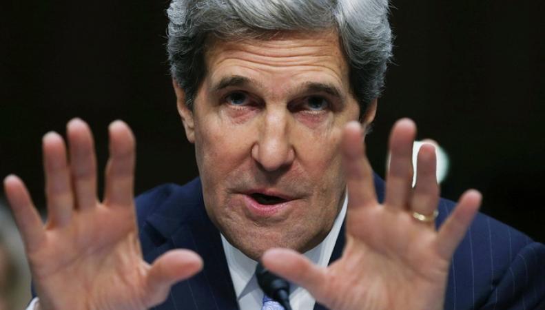 Керри после разговора с Путиным обозначил возможность войны США и России