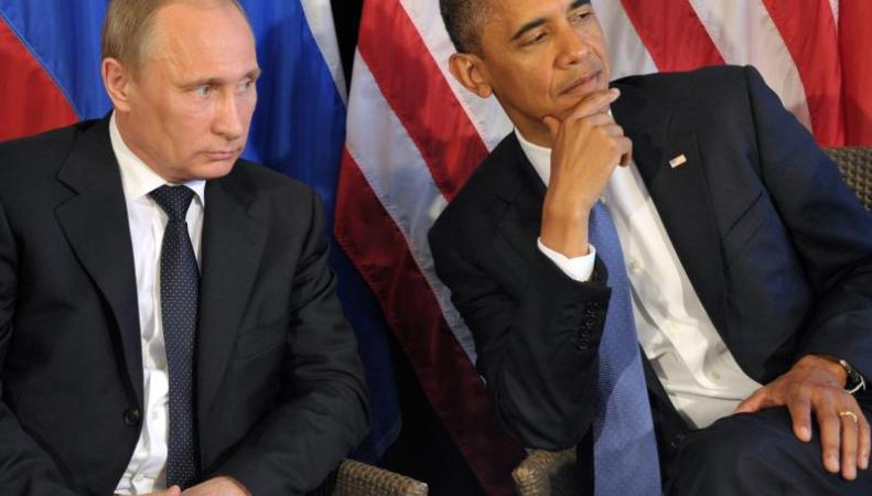 Путин и Обама не встретятся в Нормандии