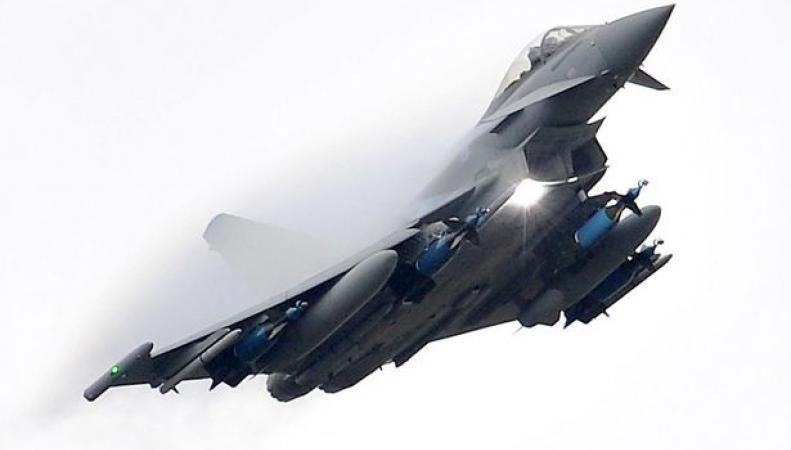 Истребитель Typhoon