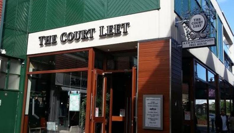 Паб The Court Leet в Ормскирке