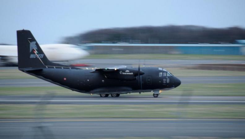 Военно-транспортный самолет С-27