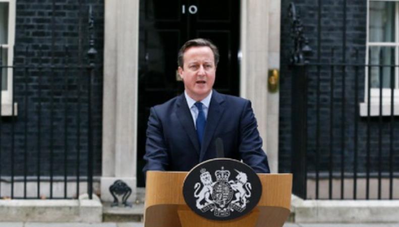 Дэвид Кэмерон предупредил британцев о высокой вероятности терактов