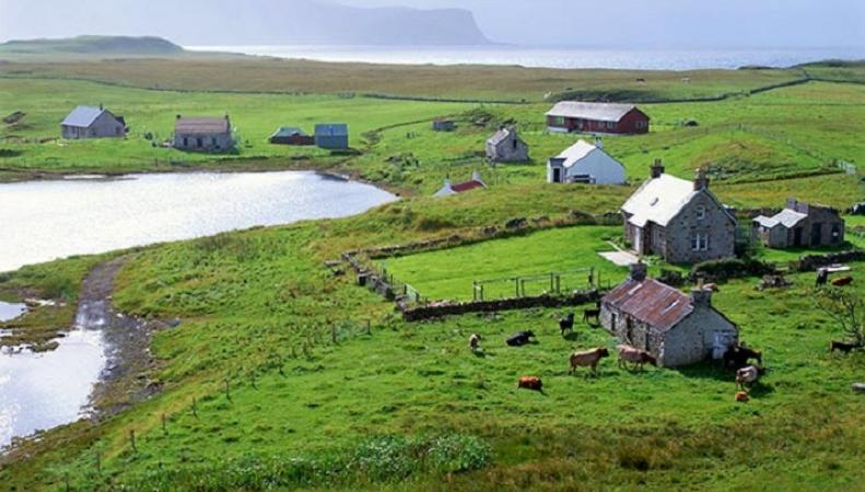 На шотландском острове произошла первая за полвека кража
