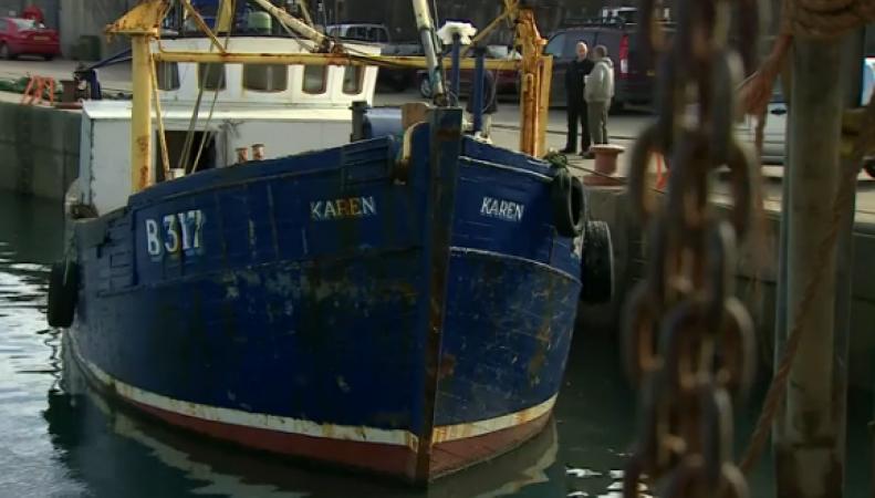 Рыболовное судно Karen
