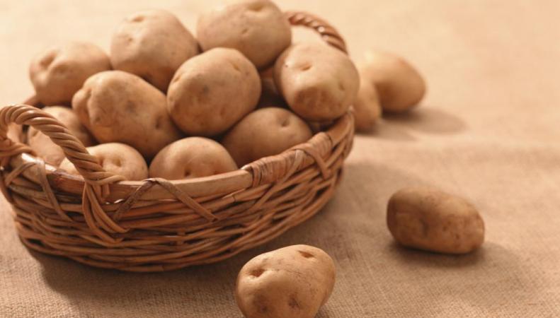 Evening Standard: британка получила инфаркт от удара картофелем