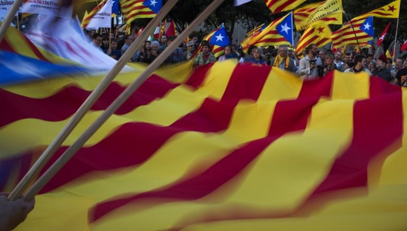 Общественная активность в Каталонии