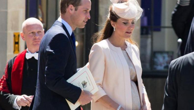 Уильям и Кейт ждут второго ребенка