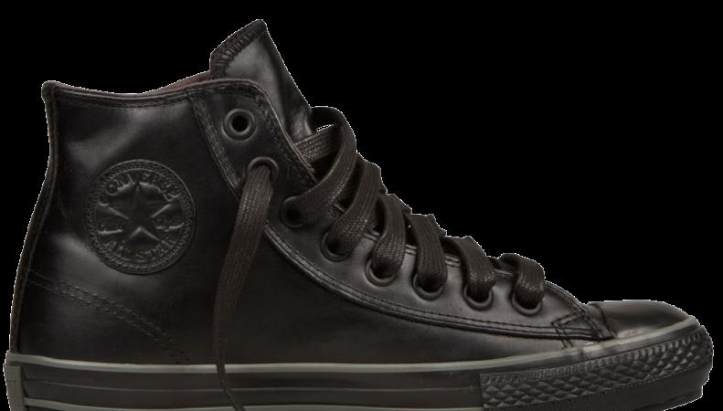 Черная спортивная обувь