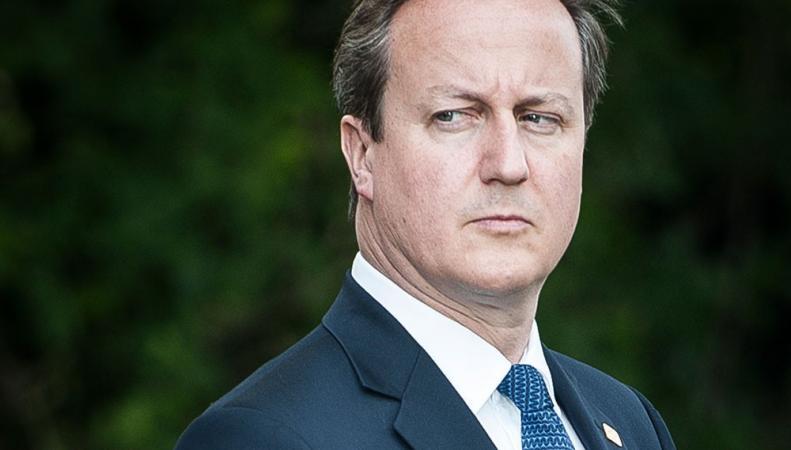 Референдума о независимости  – Дэвид Кэмерон