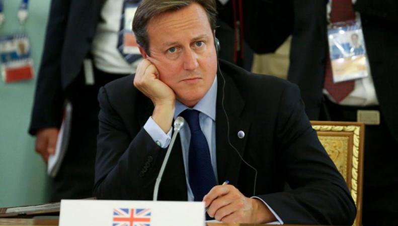 Кэмерон: Великобритания выступает за укрепление восточного фланга НАТО