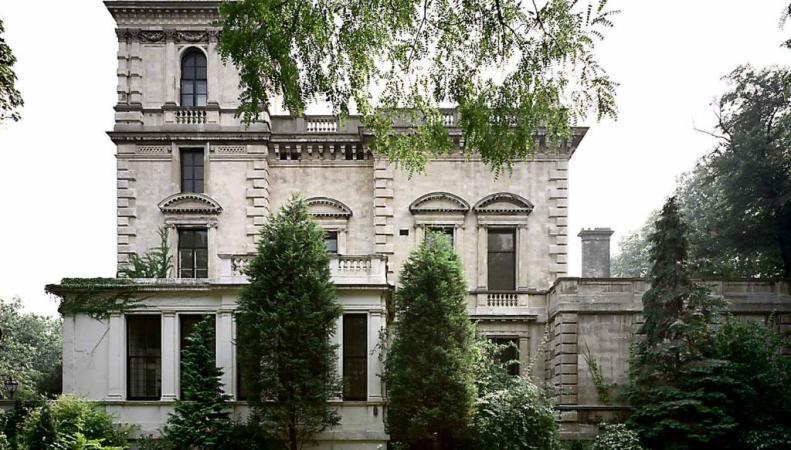 особняк на Кенсингтон Пэлэс Гарденс