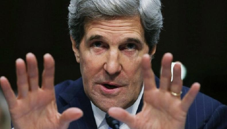 Правительство Роси придумало для Джона Керри ответный удар
