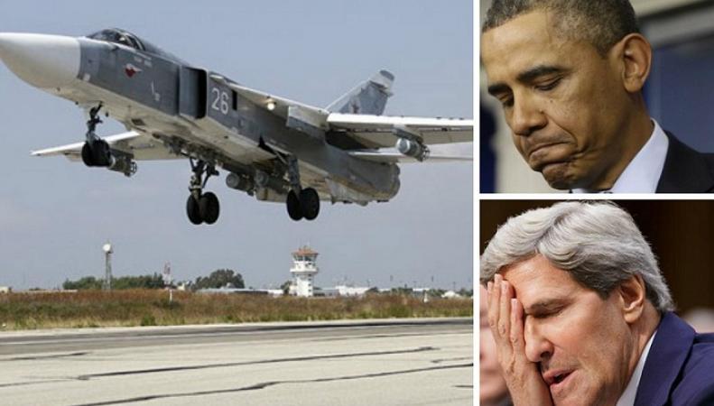 Америка о выводе ВКС РФ из Сирии