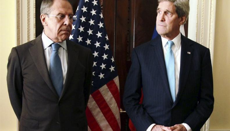 итоги переговоров Керри и Лаврова