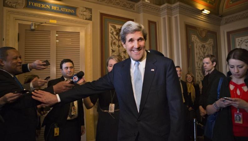 Джон Керри ожидает быстрого принятия решения президентом США на счет боевиков в Ираке