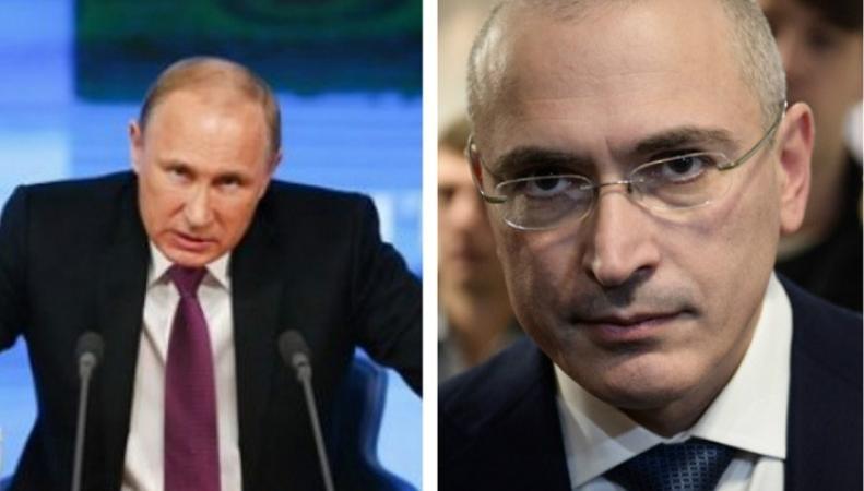 Ходорковский: Путин будет пользоваться неприкосновенностью после смены режима